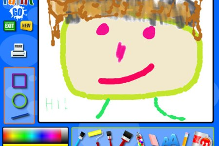free paint games