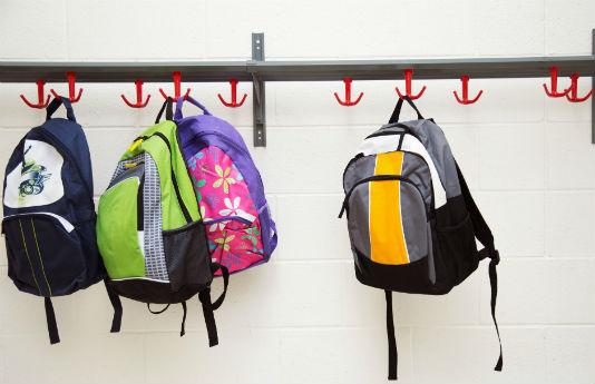 Choosing a School Bag