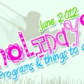 June Holidays!