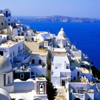 Read our Santorini ideas