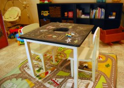 Small Of Kids Activity Table