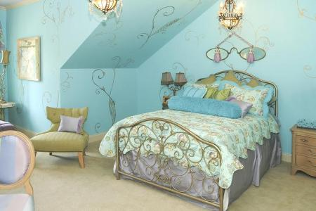 10 luxurious teen girl bedroom designs | kidsomania