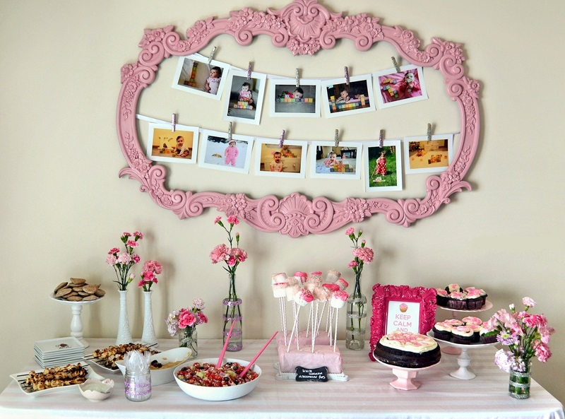 Room Decorating Ideas For Birthday Parties
