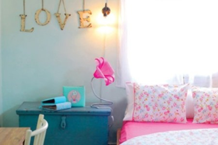 simple and fresh ideas for teen girls room 5