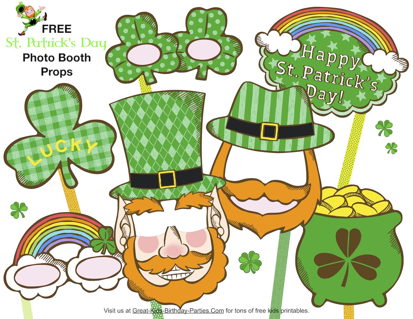 Fullsize Of St Patricks Day Birthday