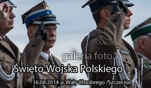 Szczecin, Wojsko Polskie, galeria zdjęć, Święto Wojska Polskiego, Wały Chrobrego, fotografie, 16.08.2014, żołnierze, w Szczecinie