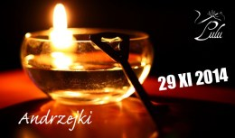 Szczecin, Andrzejki 2014, rozrywka, kluby nocne, Lulu Club, imprezy andrzejkowe, 29.11.2014, live act, Maya Koterba, w Szczecinie