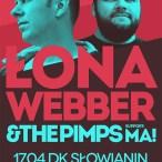 Szczecin, koncert, koncerty w Szczecinie, Łona Webber & The Pimps, weekend, kierunek Szczecin, Słowianin