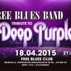 Szczecin, koncert, koncerty w Szczecinie, Free Blues Band, Deep Purple Night, weekend, kierunek Szczecin, Free Blues Club