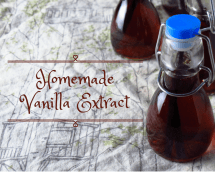 DIY: Homemade Vanilla Extract