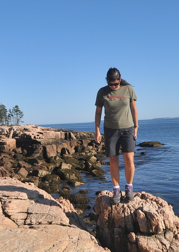 Travelling maine with a campervan acadia national park for Acadia national park fishing