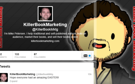 KillerBook Marketing's Twitter