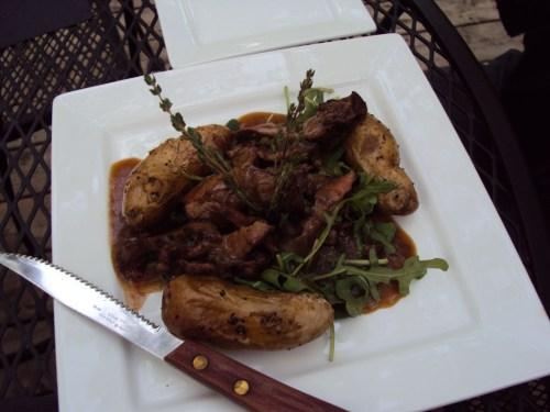 Steak au Poivre - Kobe beef