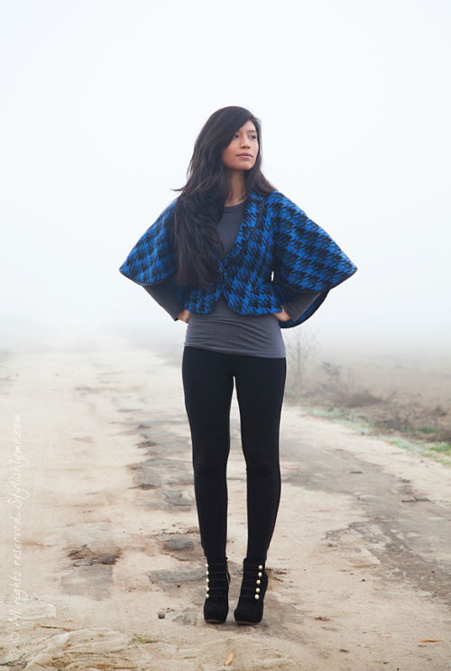 stylishlyme vanessa blue cape