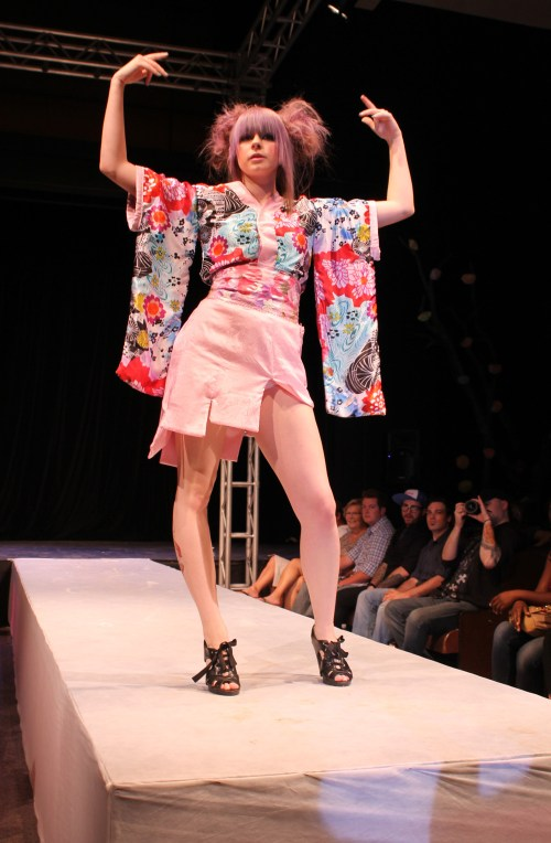 linda pop fashion on the fringe kc fringe festival