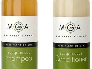 max green alchemy scalp rescue shampoo