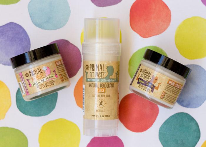 primal pit paste natural deodorant