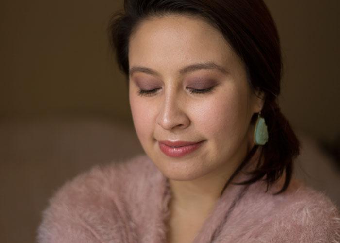 kimberlyloc citrine natural beauty bar makeup look