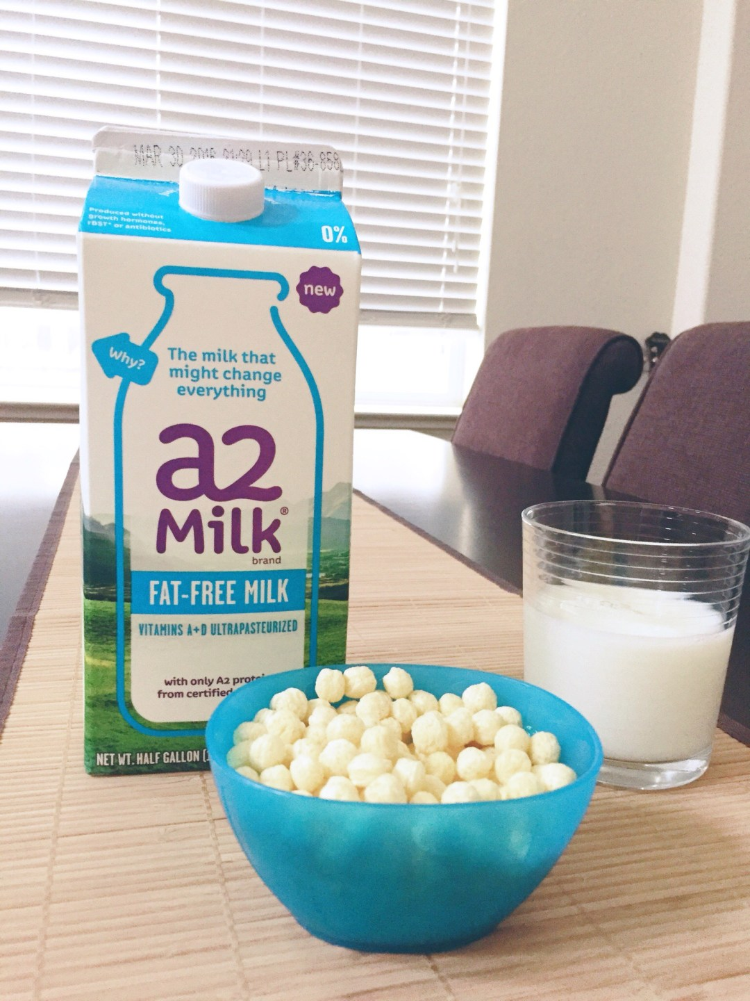 introducing a2 Milk®