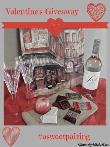 Valentine's Day Giveaway - Hello February - kimberlymitchell.us