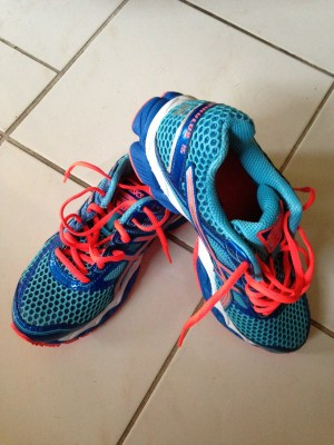 Running Shoes - Writing is a Marathon - kimberlymitchell.us