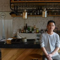 Parc restaurant - Mother's food and more. Interview with Pak Mogua