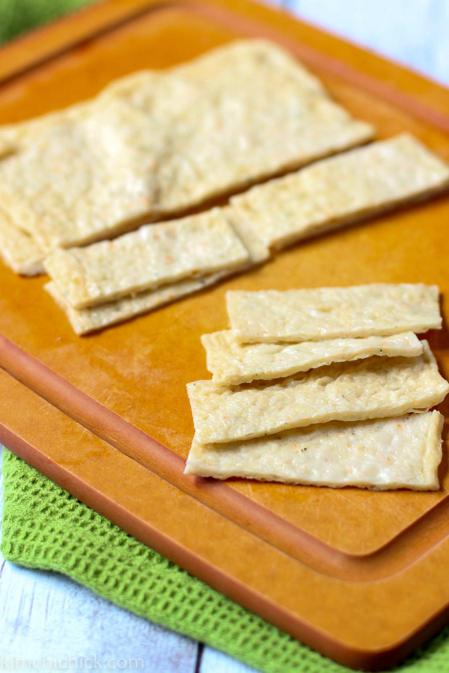 Tteokbokki fish cakes |www.kimchichick.com