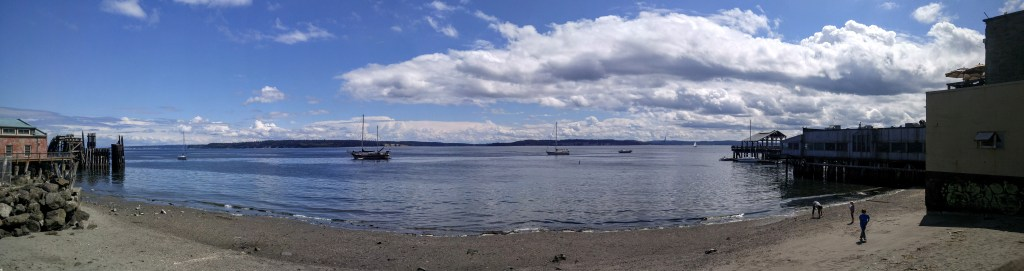 Port Townsend panorama