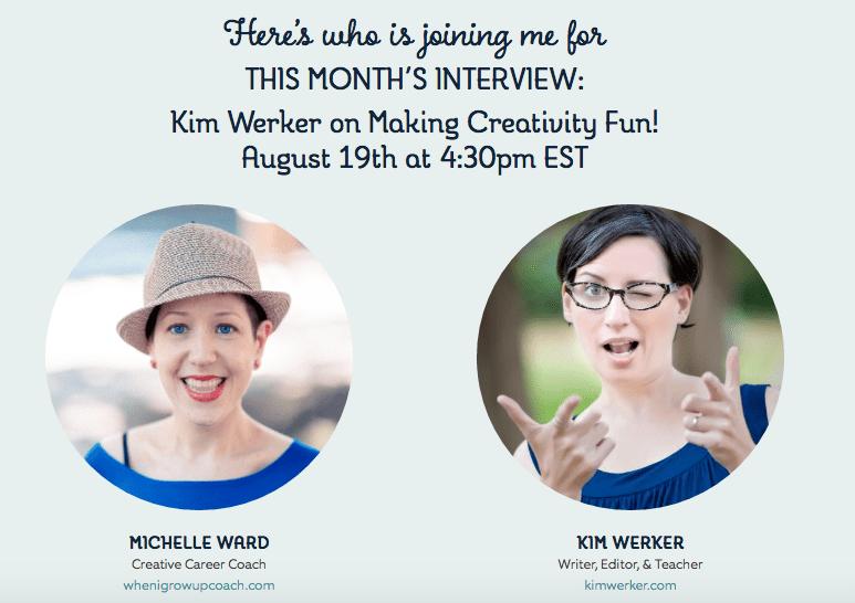 Kim Werker invite