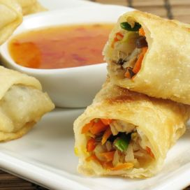 Delicious Egg Rolls