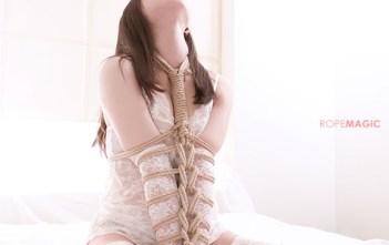 Gallery:  Suzuki Reiji's Rope Magic Kinbaku Today 1