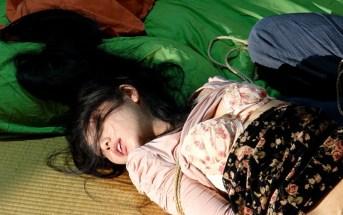 Yukimura and Iroha: Hair Rope Torture Kinbaku Today 2