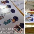 KindergartenWorks :: Classroom Jobs for Kindergarten {Free Printable}