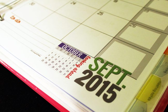 Printable Calendar 2015-2016 Calendar Template KindergartenWorks