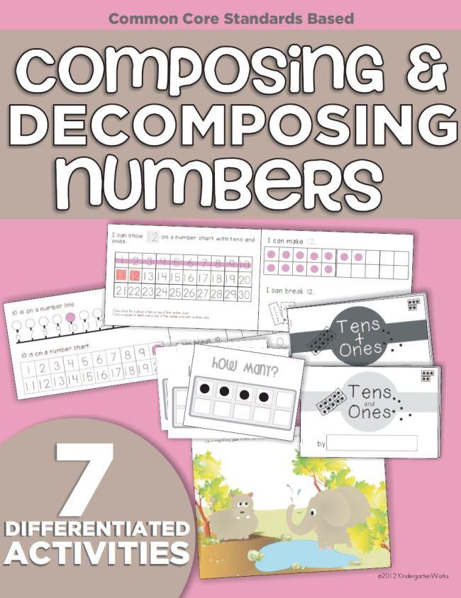 composing-decomposing -  Kindergartenworks