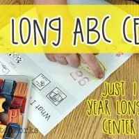ABC Center - See, Stamp, Write and Explore