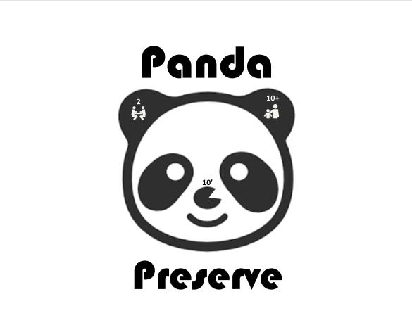 Panda Preserve Title Page