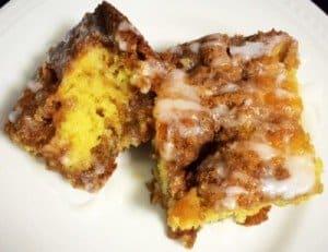 Graham Cracker Coffee Cake (Grammie Cake)