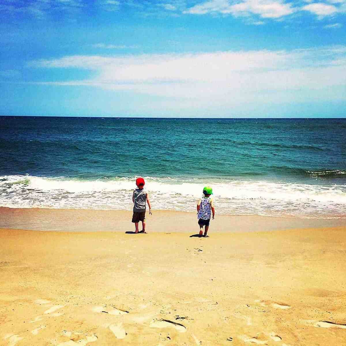 Outerbanks Family Beach Vacation 2016