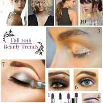 Fall 2016 Beauty Trends