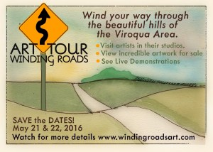 Winding Roads Art Tour