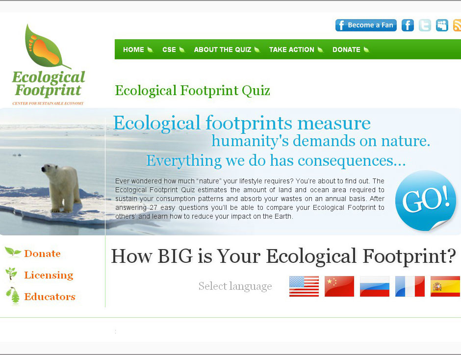 myfootprint