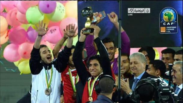 Rami Rabi - Egypt U-20 champions