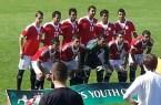 Egypt U20 vs Brazil
