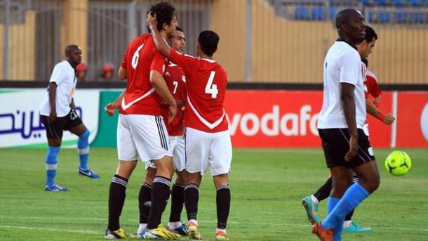 Hegazy returns vs Botswana