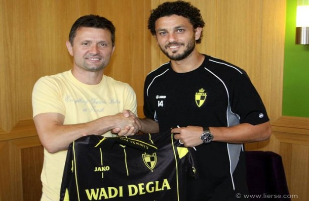 Ghaly joins Lierse