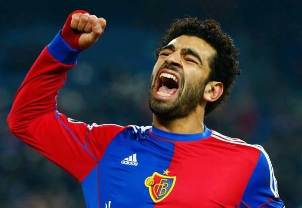 Mohamed Salah signing