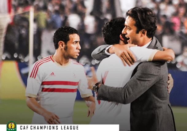 Zamalek qualify