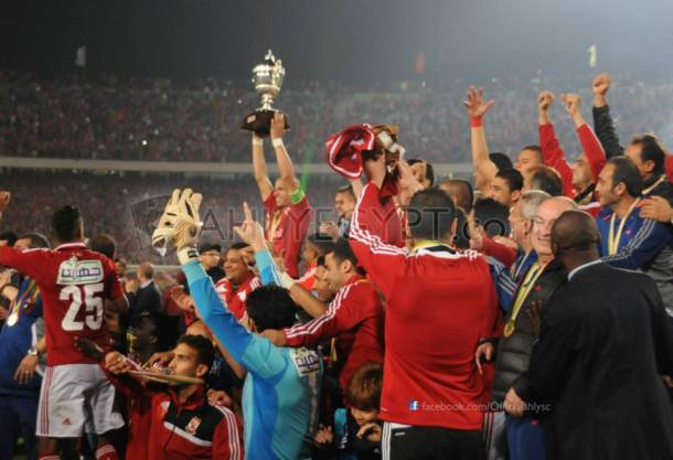 CAF acknowledge Al Ahly