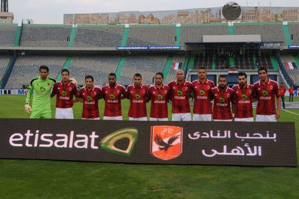 Al Ahly defeated